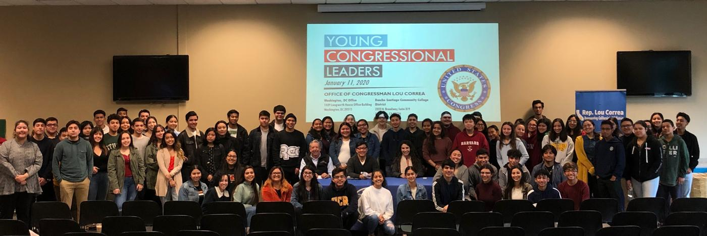 Young Congressional Leaders Program